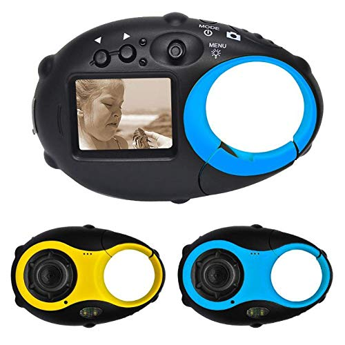 For Sale! DP-iot 1.5inch Kids Camera Small 12MP Dust-Proof Shock-Absorbent Cartoon Mini Camcorder Vi...