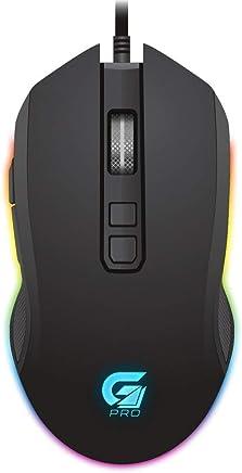 Mouse Gamer Pro M3 Rgb, Fortrek, Mouses, Preto