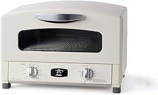 L.TSA Cocina Horno eléctrico Tostadora Multifuncional Máquina de Hornear para el hogar Comercial Baker, Blanco