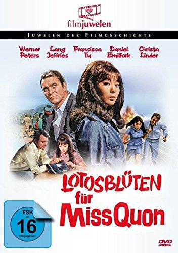 Lotosblüten für Miss Quon (Filmjuwelen)