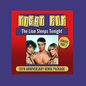 The Lion Sleeps Tonight, Remixes Part 1, 35th Anniversary Remix Package