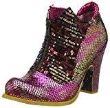Irregular Choice Damen Pipsqueak Pumpe, champagnerfarben, 42 EU