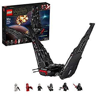 Lego 75256 Star Wars Kylo Ren S Shuttle Starship Construction Set With 2 Spring Shooters The Rise Of Skywalker Collection B07nd9tjf6 Amazon Price Tracker Tracking Amazon Price History Charts Amazon Price