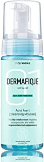 Dermafique Acne Avert Cleansing Mousse, 150ml