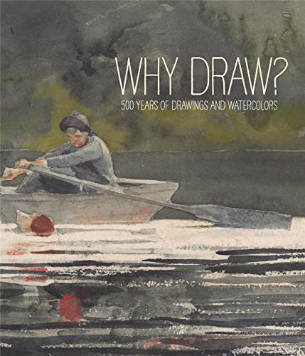 Price comparison product image Why Draw: 500 Years of Drawings and Watercolors from Bowdoin College