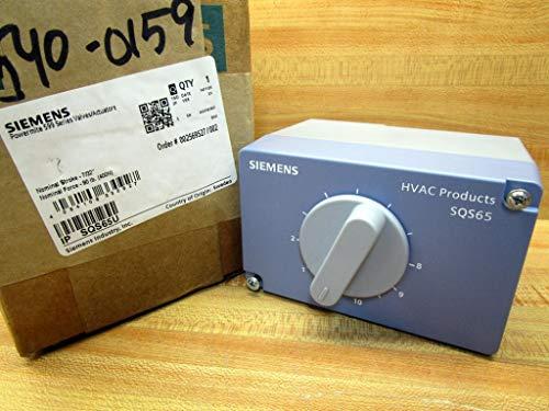 Siemens Building Technologies SQS65U Electronic Actuator 24 Vac Start=0 Vdc Span=10 Vdc 55 mm Stroke MT Series