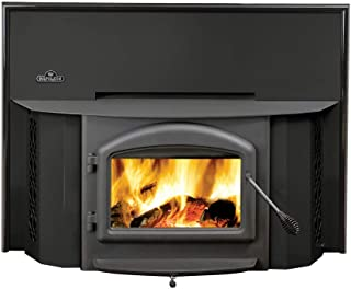 Napoleon Fireplaces Wood Burning Fireplace Insert for EPI-1402- Metallic Black