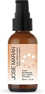 josie maran argan matchmaker serum foundation