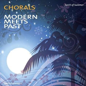 Chorals. Modern Meets Past