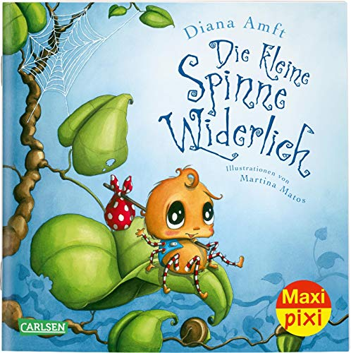 Die kleine Spinne Widerlich (Maxi Pixi, Band 311)