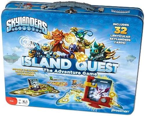 Skylanders - P6416 - Jeu de Société - Island Quest