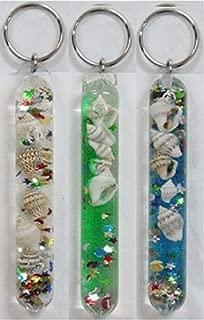 Shell Wand Keychain - One