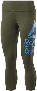 Reebok Women's Rc Lux 3/4 Lg Br Tights