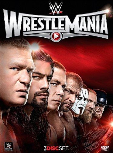 WWE: WrestleMania 31 by John Cena