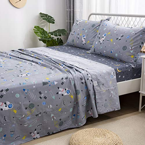 outer space bed sheets - 5