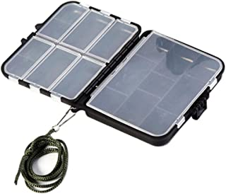 Sprießen Leurre de pêche Boîte à Pêche en Plastique Boîte à Gadgets Boîte à Accessoires pour Appâts Boîtes et Plateaux Mul...