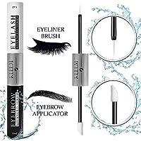 Kleem Organics 2-in-1 Eyelash & Eyebrow Growth Serum, 0.34 oz