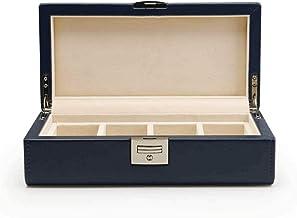 GPWDSN Sieraden Doos met Slot en Afsluitbare Reizen Sieraden Organizer Gift voor Vrouwen, Display Storage Case Organizer (...