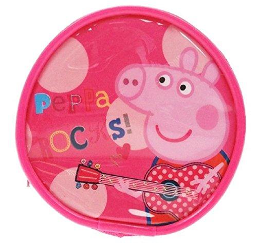 Peppa Pig Porte-Monnaie, Rose (Rose) - PEPPA004043