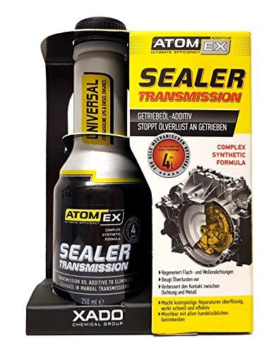 XADO ATOMEX Getriebe-Öl Verlust-Stopp Dichtung Für Schaltgetriebe Leck Beseitigung