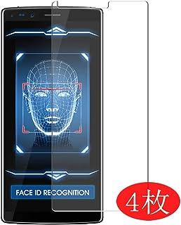 4枚 VacFun Doogee Mix 2 Mix2 用 対応 自己修復 日本製素材 4H フィルム 保護フィルム 気泡無し 0.14mm 液晶保護 フィルム プロテクター 保護 フィルム(*非 ガラスフィルム 強化ガラス ガラス )適用 専用 ニュー