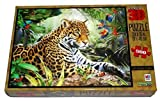 MB Puzzle Super 3D Puzzle - Lazy Amazon Afternoon by