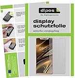 dipos I 6X Schutzfolie matt kompatibel mit Doogee V Folie Bildschirmschutzfolie (3X Vorder- und 3X Rückseite)