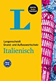 Langenscheidt Grund- und Aufbauwortschatz Italienisch - Buch mit Bonus-Audiomaterial - Redaktion Langenscheidt