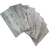 32 Piece Peel and Stick Backsplash PVC Tile, 3' x 6'...