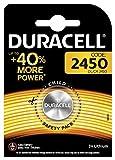 Duracell 2450 - Pila especial de botón de litio de...