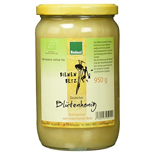 Bienen Betz Bio Blütenhonig, 950g