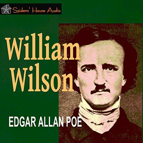 William Wilson audiobook cover art