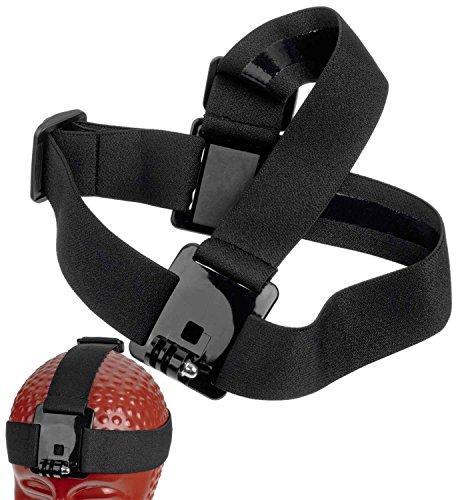 yayago Kopfband Stirnband Head Halterung für Panasonic Action Cam HX-A1