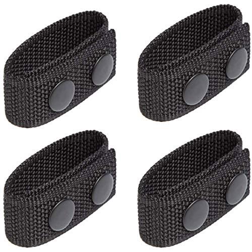 Kyrio Nylon Duty Belt Keeper mit doppelten Druckknöpfen für 2 und 2,25