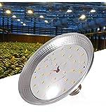 LED Pflanzenwachstumslicht, Zimmerpflanzengemüse Blumenwachstumslicht, geeignet für Grünpflanzen,...