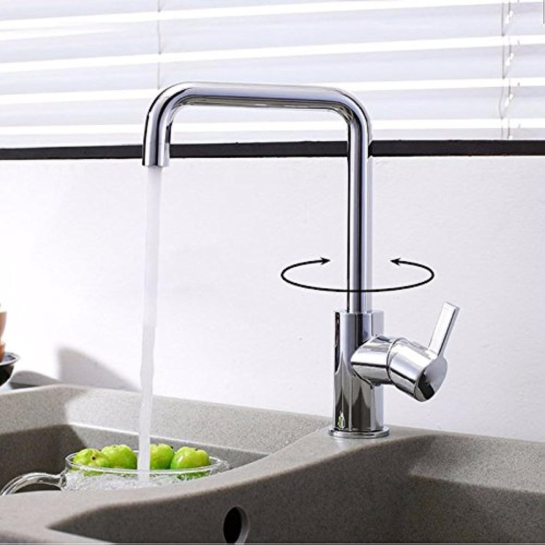 Gyps Faucet Waschtisch-Einhebelmischer Waschtischarmatur BadarmaturDas Kupfer Waschbecken Wasserhahn Wasserhahn schwenken Kaltes und heies und Kaltes Wasser Armaturen KüCHENARMATUR