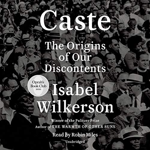 Caste (Oprah's Book Club) audiobook cover art
