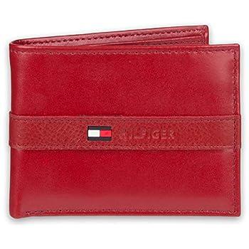 red wallet for men