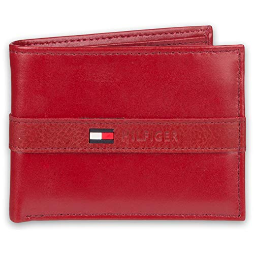 Our #3 Pick is the Tommy Hilfiger Men's Cool Wallet