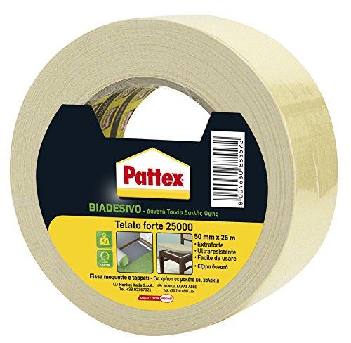 Pattex Kraft-Klebeband 25000, doppelseitig, 50mm x 25m
