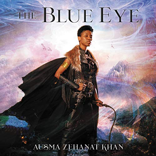 The Blue Eye audiobook cover art