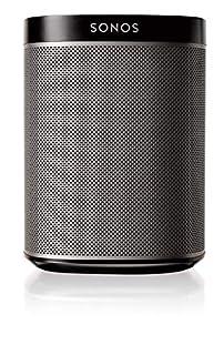 Sonos Play:1 Enceinte sans-fil multiroom wifi, haut-parleur hifi connecté pour diffuser votre musique préférée à partir de votre téléphone (iPhone, Android), tablette et ordinateur PC/Mac  - Noir (B00FSCNODU) | Amazon price tracker / tracking, Amazon price history charts, Amazon price watches, Amazon price drop alerts