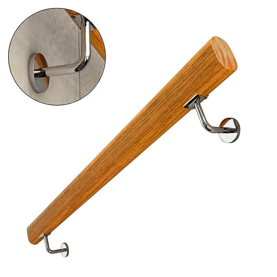 半ば最終的にロープ階段手すり手すり木製手すり屋内、1ft-20ft手すり階段手すり手すり手すり手すりキット外側手すり(サイズ:6ft / 180cm)