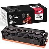 LEMERO Toner [sin Chip] Compatible para HP 216A W2410A para HP Color Laserjet Pro M155 MFP M182nw MFP M183fw