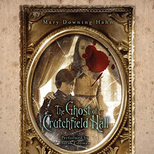 The Ghost of Crutchfield Hall  By  cover art