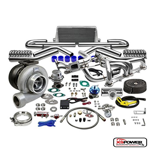 LS Turbo Kit: Amazon com