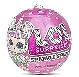 L.O.L. Surprise! 26559665E7C Surprise Doll Sparkle Series Figurine à Collectionner avec 7 Surprises 1 sur 12 poupées à Collectionner