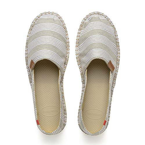 Havaianas Origine Stripes II Espandrilles Grey Schuhgröße EU 44   Brazilian 44 2019 Schuhe