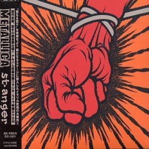 St.Anger [Ltd.Metalli-Can Box]