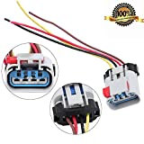 Pigtail Fuel Pump Connector Wiring Harness Replacement for Chevrolet DODGE Pontiac